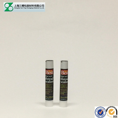 Offset Printed GMP Pharmaceutical Empty Plastic Packaging Tubes 3ml-170ml