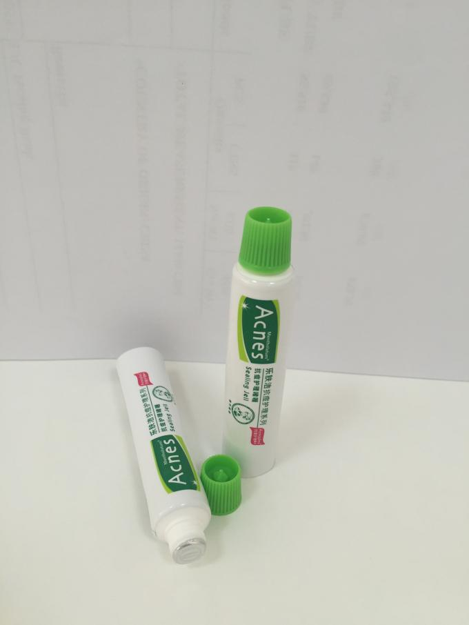Small size ABL aluminum barrier laminated tube for Travel toothpaste usage