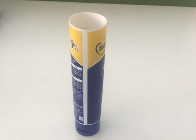 Dia 35 mm Flexography Printing Plastic Barrier Laminated Tube For Hand Cream
