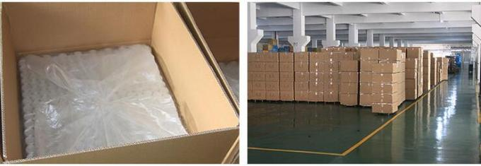 Clear ABL Laminated Food / Pharmaceutical Packaging Tube Gravure Offset Printing