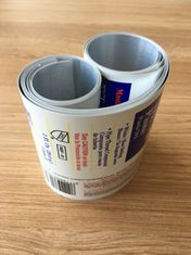 Aluminum Foil 700m Per Roll Laminated Web For Paste Tube Packaging