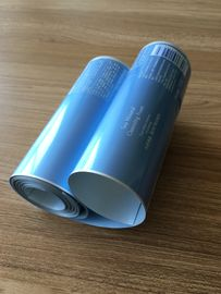 High Barrier printed Alumi Plastic Laminated Web , Cosmetic Laminate Tube