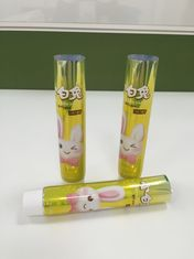 Shining Cosmetic Squeeze Laminate Tube Children Toothpaste Tube Packaging
