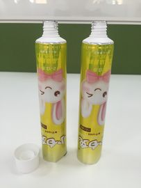 China 20-100g laminated tube flexible packaging with full offset printing supplier