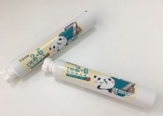 ABL 220/12 DIA 25 * 114.3 Offset Printing Toothpaste Laminated Tube With Matte Varnish