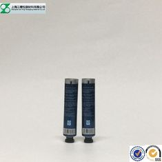 Customized Empty Aluminum Cosmetic Packaging Tube / Hand Cream Tube