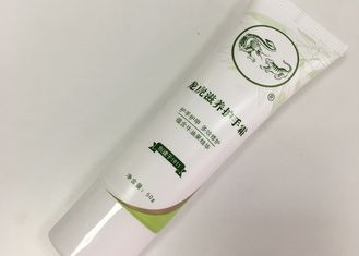 Oval Laminate Tube Plastic Material With EVOH As Barrier For Hand Cream