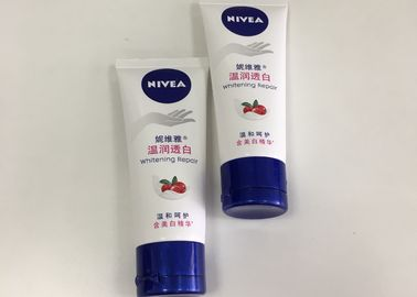 PBL375 Thickness Hand Cream Tube Packaging With Colorful Offset Printing