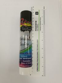 transparent Acrylic Paint PBL Tube Packaging Diameter 35 for 3 oz