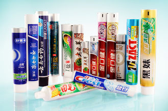 China Colored Toothpaste Tube  supplier