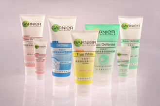 Cosmetic PBL Tubes Packaging, ABL Laminate Tube For BB Cream, Cleanser