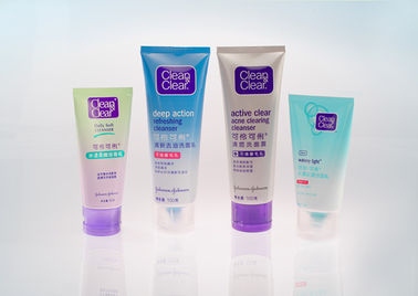 Custom APT Plastic Cosmetic Tubes For Hand Care, Body Wash, Shampoo Packaging