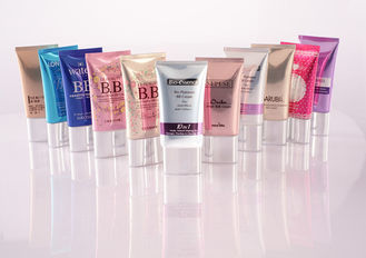 BB Cream Tubes, Φ35 ABL CAL Flat Oval Tube For Cosmetic Packaging
