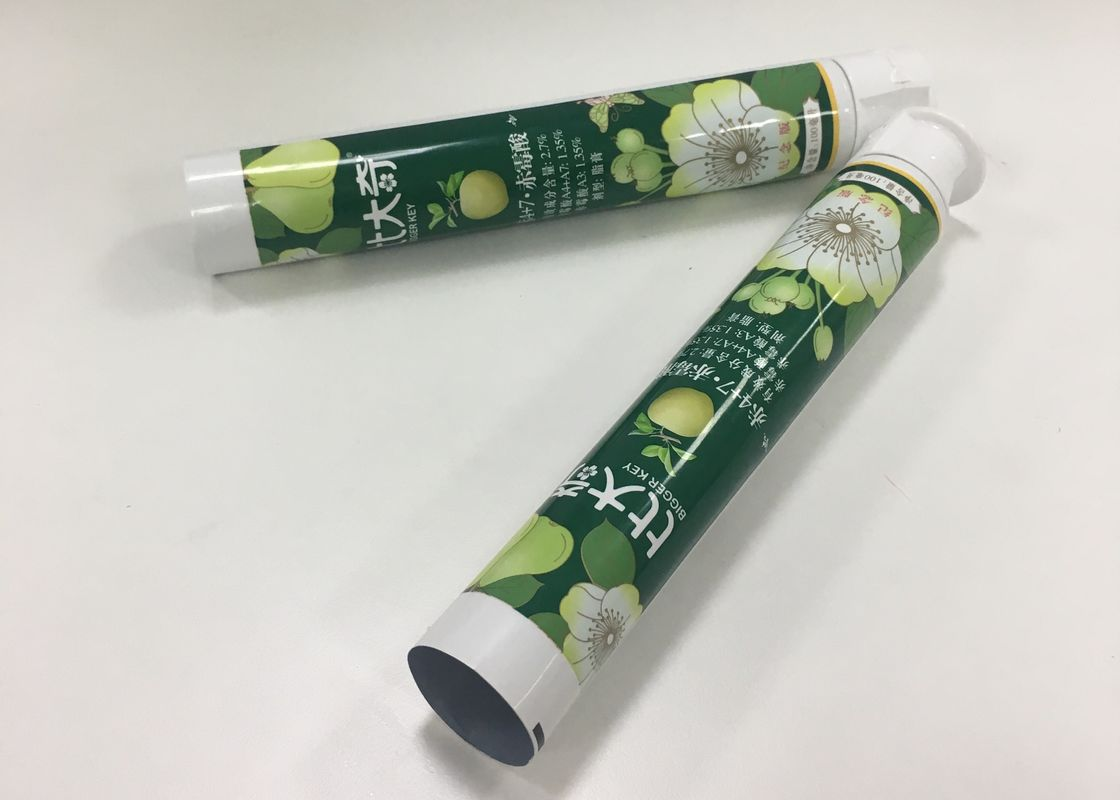 Aluminum Barrier Laminated Tube With 250/12 Thichness For Plant Growth Substance