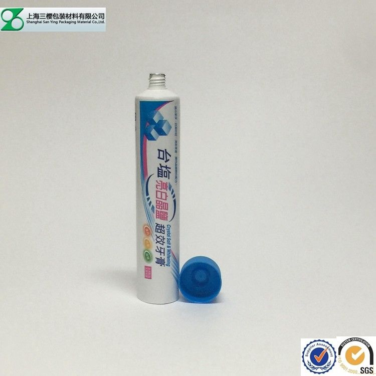 Plastic Tube Containers / Cosmetic Packaging ABL Tube With Screw Top