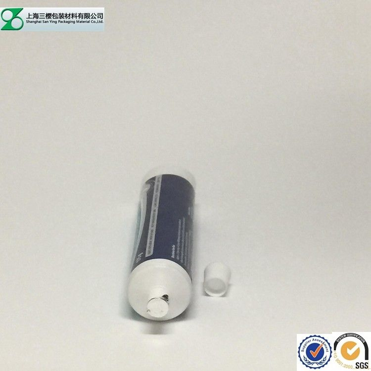 Laminated Soft Touch Tube Toothpaste Tube With Offset Printing