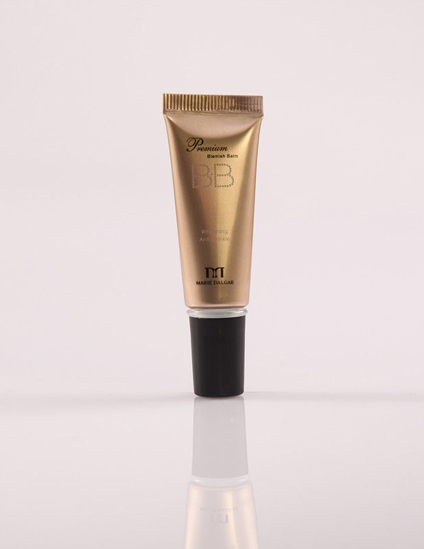 BB Cream Tubes, Cosmetic ABL Laminated Tube With Fat Screen Printing