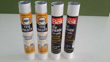 Sticker Paste ABL Laminated Tube thread compound packaging serial design surface flexible printing