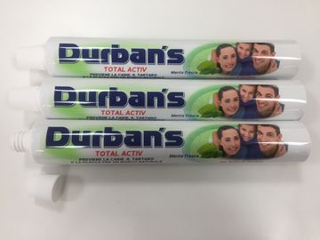 D28*165mm ABL Laminated Tube with AL Barrier / 7 Colors Printing / Fez Cap