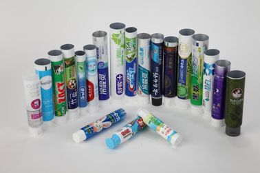 Φ16-Φ40mm ABL Laminated Tube With Offset Printing For Dental Care