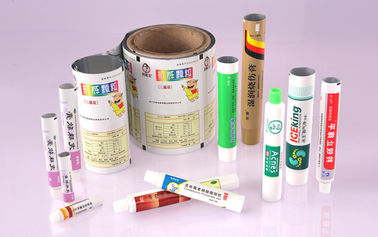 Pharmaceutical Tube Packaging, PE Soft Medicinal Plastic Packaging