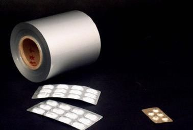 Flexible Printed Pharmaceutical Flexible Packaging Aluminium Foil For Capsule