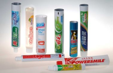 EVOH / Plastic / Aluminium Barrier LaminateToothpaste Tube Packaging