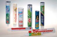 EVOH / Plastic / Aluminium Barrier LaminateToothpaste Tube Packaging