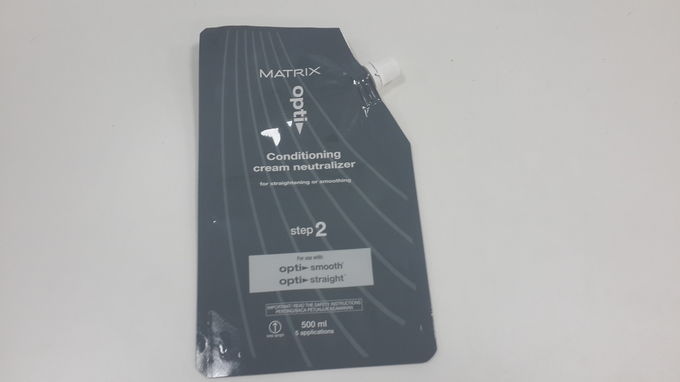 Flexible Plastic Pouch Packaging With Aluminum Layer Laminated Material