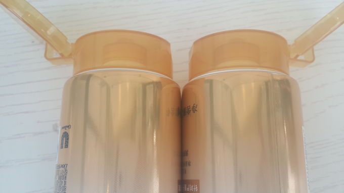 Large Capacity Cosmetic Packaging Tube,Coating Aluminum Laminated Tubes for shampoo packaging