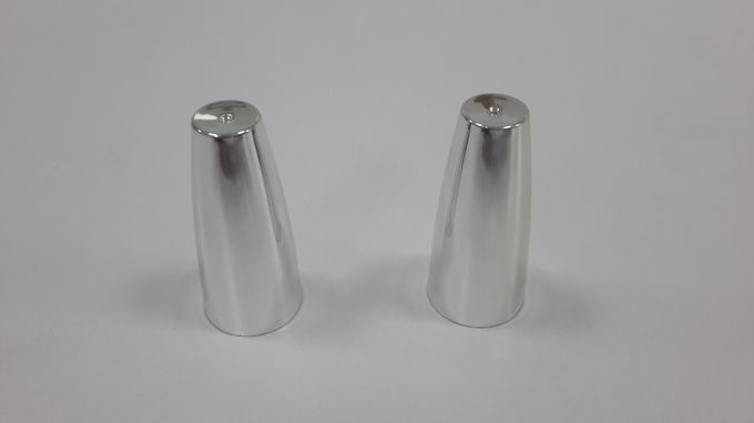 Shiny Needle Nose  Eye Cream Tubes for Cosmetic Packaging Diameter 19mm