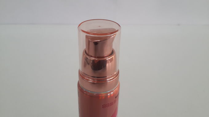 Airless Vacuum Pump Tube for Cosmetics,Plastic Holographic Aluminum Laminated Tubes with laser film material
