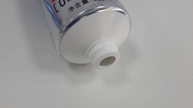 Large Capacity AL Laminated Cosmetic Packaging Tube with High Light Luminance