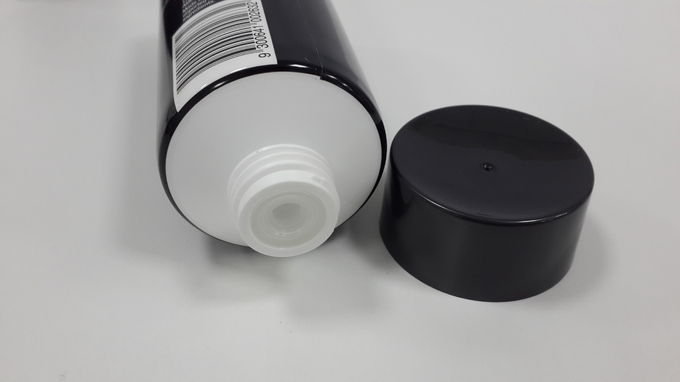 Soft Packaging Tubes Plastic With Inner Plug , Squeezing Safe 140g Tube Packaging For Food